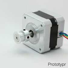 GT2 Riemenscheibe / Zahnrad Pulley RepRap, 3D Drucker, CNC