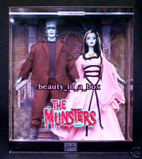 Munsters Barbie Doll Lily Herman TV Icon Ken Doll Together Giftset EXCELLENT