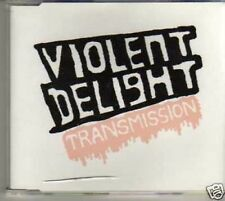 (12I) Violent Delight, Transmission - DJ CD