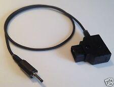 BlackMagic Pocket Cinema Power Cable Ronin DJI Gimble BMPCC PTap D-Tap DTap