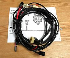 1957 CHEVY UNDER HOOD WIRE HARNESS with ALTERNATOR ** USA MADE **