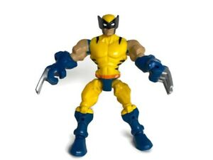 Marvel Super Hero Mashers Wolverine Figure (circa 2013)