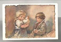 Elizabeth Boehm BEM Russian Tsarist Russia Easter Vintage postcard 1910/251