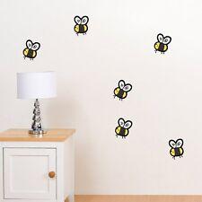 Carino Bombi Children's Kids Bedroom Playroom Muro Adesivo Arte Vinile Murale