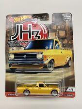 New Listing2020 Hot Wheels Japan Historics '75 Datsun Sunny Pickup Truck Yellow B120 Jdm