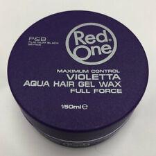 Red One Violetta Aqua Hair Gel Wax Full Force