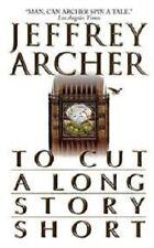 To Cut a Long Story Short by Jeffrey Archer (2001, Paperback)