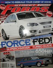 Street Fords #65 XW BA Falcon Supercharger & Turbo guide
