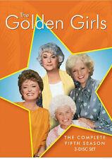 GOLDEN GIRLS: COMPLETE FIFTH SEASON DVD