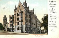 c1906 Postcard; Hollywood Inn, Yonkers NY Westchester County Posted