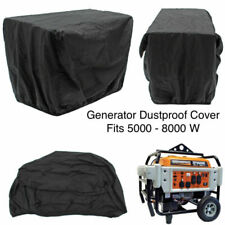 32.5 x 24.5 x 21.25 Inch Universal Storage Cover For Large Portable Generator