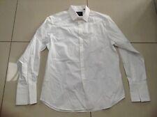 """Howick Regular Fit Long Sleeve White Shirt - Neck 16.5"""""""