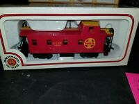 ATSF 3861, HO SCALE RED CABOOSE, BACHMANN, NEW OLD STOCK, sp178