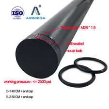 Aluminum airtube Air Cylinder 200 bar / 3000 psi for air gun without end cap