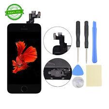 für iPhone 5s LCD Display Touch Screen Front Glas Retina vormontiert schwarz