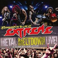 Extreme - Pornograffitti Live 25 / Metal Meltdown (NEW CD)