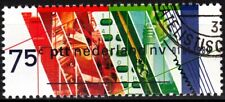 Netherlands 1989 Mi. 1357. Privatization of Dutch Post - Ptt, Used / Cto