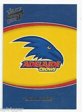 2014 Select Honours Base Card (5) Adelaide Crows Logo