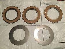 Harley VL Clutch Disc Plate Kit 1930-36 OEM# 2487-30 2481-30A