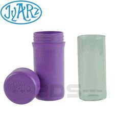 Purple Jyarz Storage Container Glass Eco Friendly BPA Free USA Made Herb Jar