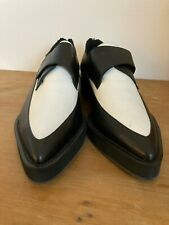 Helmut Lang NIB Creepers Shoes Loafers 37/4