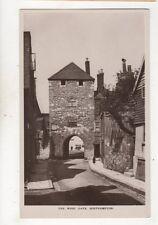 Southampton The West Gate Vintage RP Postcard WH Smith 444b