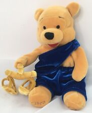 Disney Winnie the Pooh Libra Justice w/ Scales Plush Beanie Toy!