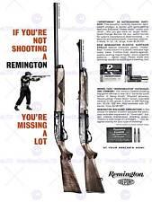 Publicité fusil arme fusil nra chasse usa art print poster BB7005