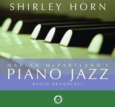 Shirley Horn - Marian McPartland's Piano Jazz Radio Broadcast [New CD]