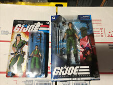 GI Joe Retro Lady Jaye Walmart Exclusive Hasbro 3.75? & 6 Inch classified Lot