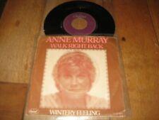 Anne Murray.A.Walk right back.B.Wintery feeling.(4035)