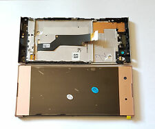 Sony Xperia XA1 écran LCD numériseur tactile original Genuine Pink Rose