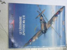 16µ?  Livre Les Combats du Ciel n°1 Spitfire Mk I/II
