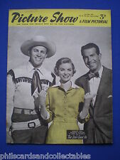Picture Show magazine - June 28th 1952 - Howard Keel, Dorothy McGuire etc