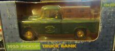 NEW Ertl 1/25 1955 John Deere Pickup Truck Bank