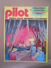 PILOT Rivista Fumetti n°4 1982 Christin Bilal - Uomo di carta Manara   [D9]