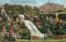 Olsen Rug Company Chicago Illinois IL Postcard