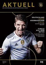 WM-Qualifikation 08.10.2017 Deutschland - Aserbaidschan in Kaiserslautern