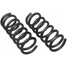 Rear Constant Rate 610 Coil Spring Set Moog For Dodge Magnum Charger 6V 8V 81401