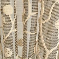 Luxury Room Tulle Door Window Curtain Balcony Drape Panel Sheer Scarfs Valances