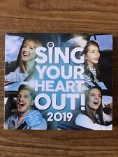 Sing Your Heart Out 2019 (CD) Brand New Sealed