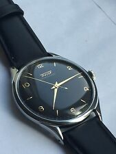 Perfect Vintage 1950s TISSOT Chs & Fils Oversized Swiss Men's Watch