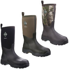 Muck Boots Derwent II Wellington Boots Waterproof All Purpose Field Mens Shoes