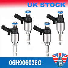 4x Fuel Injector For Skoda VW AUDI A4 B8 A5 2008-2012 2.0 TFSI PETROL 06H906036G