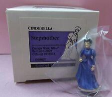 Olszewski 1991 Goebel Disney Cinderella's LADY TREMAINE Miniature Figurine