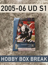 05-06 Upper Deck SERIES 1 BOX BREAK Random Team POSSIBLE CROSBY YG!!! FREE SHIP!
