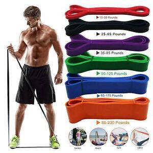 Heavy Duty Fitness Strength Training Gym Ejercicio Equipos Bandas de Resistencia