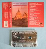 MC Musicassetta ANONIMO VENEZIANO Anonimo Veneziano electronic italodisco no dvd