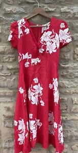 M&S Alexa Chung Retro Print Dress