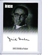 The Avengers Complete Collection Autograph Trading Card Selection - Unstoppable